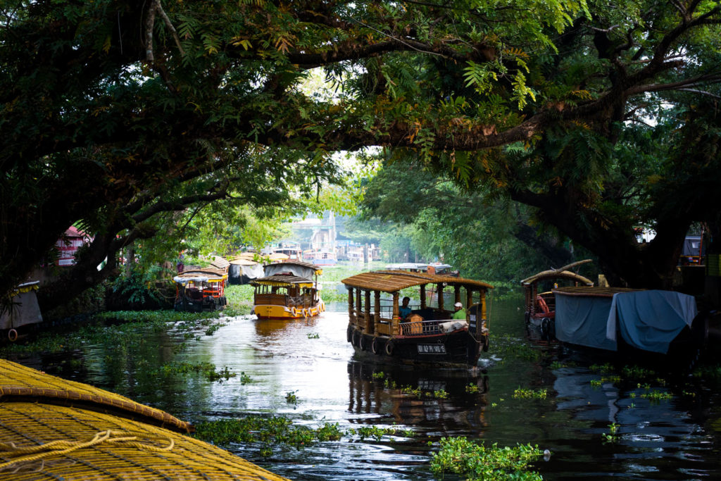 Alleppey of Kerala