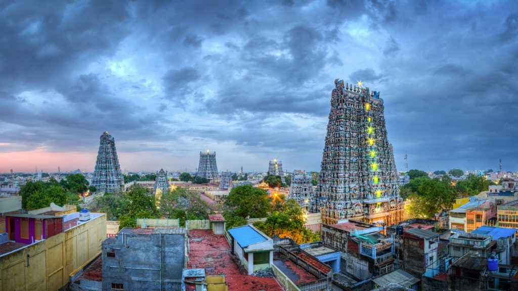 madurai travel