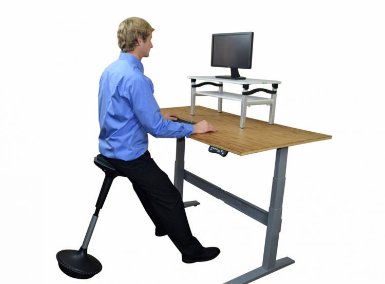 wobble chair stool