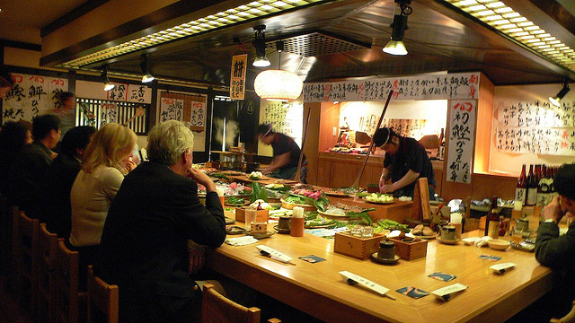 Keep These Things In Your Mind In The Japanese Restaurant