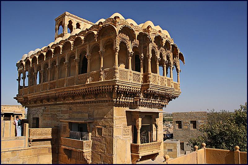 Havelis of Jaisalmer