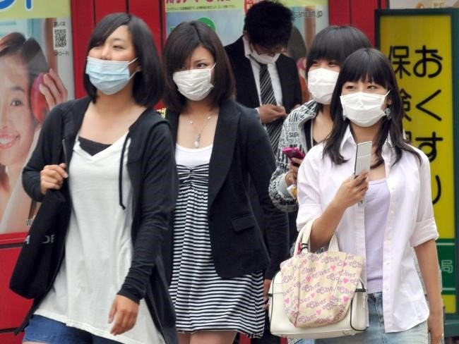 Their Thoughts Behind Wearing A Surgical Mask