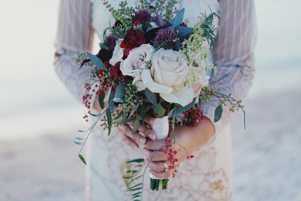 beautiful flowers gift