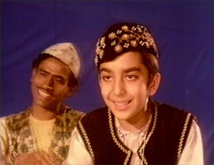 sanjay dutt in Reshma Aur Shera