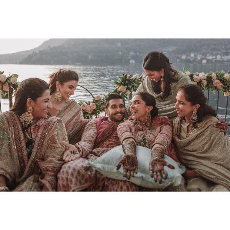 Ranveer Singh- Deepika Wedding/ Mehndi