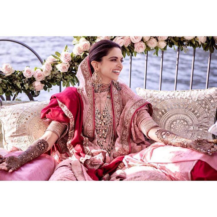 Deepika Padukone Wedding/ Mehndi