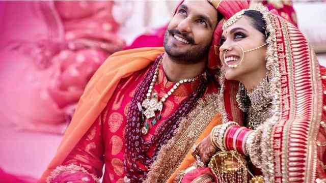 Ranveer Deepika wedding Beautiful Pictures/ Photos