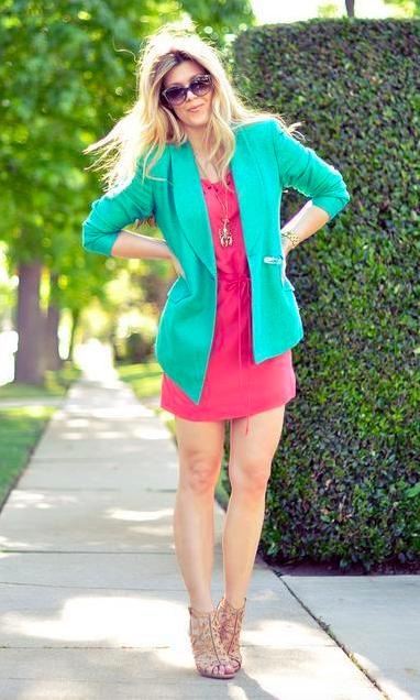 Types of Fashion Clothes blazer