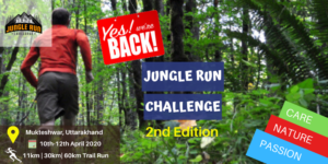 Jungle Run Challenge