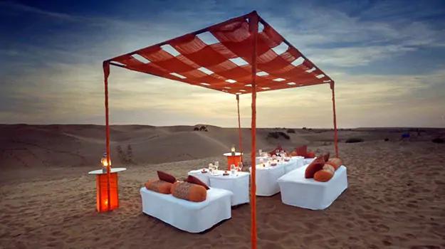 Jaisalmer- Explore Desert Romance