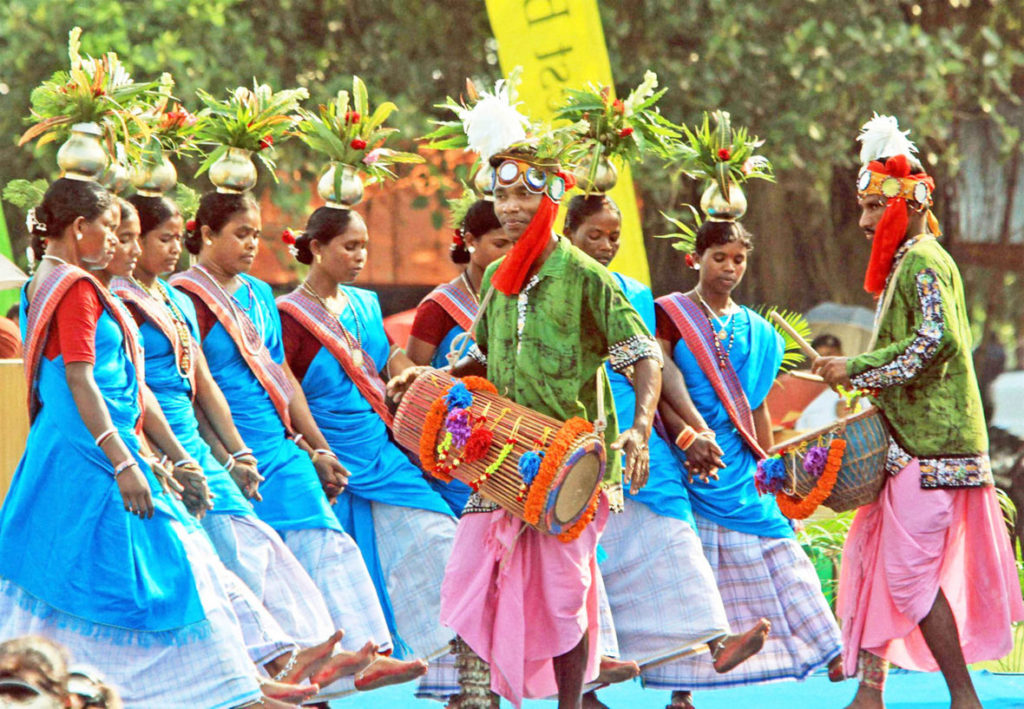 folk dance performances in Wayanad