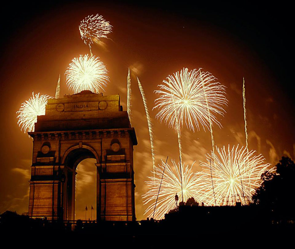 new year celebration in delhi