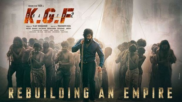 KGF Chapter 2 -Yash